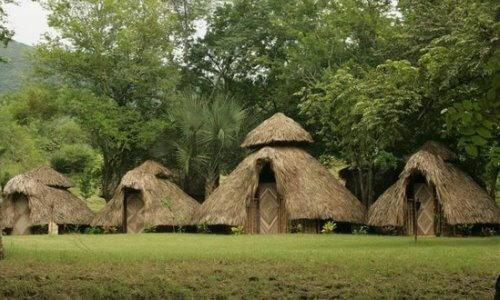 cómo eran los pueblos primitivos