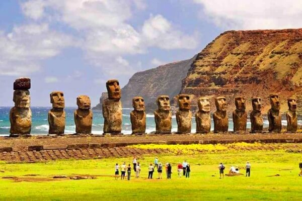 qué son los moai