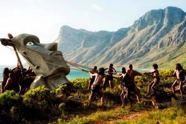 qué significado tienen los moai