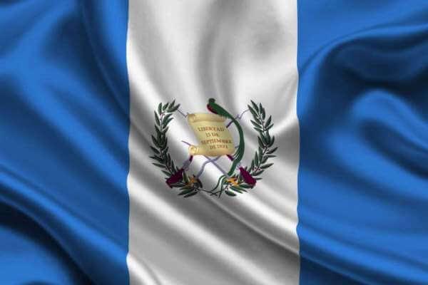 significado colores bandera Guatemala