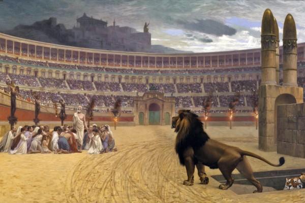 espectáculo coliseo Roma