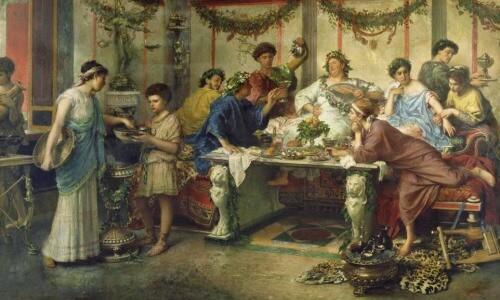 queso imperio romano
