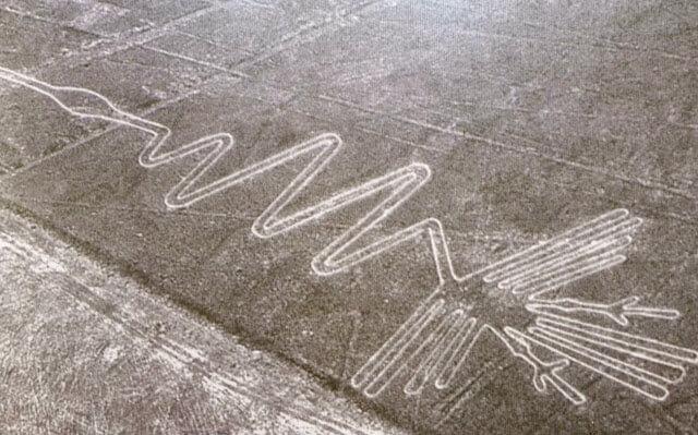 cuándo se hicieron las líneas de Nazca