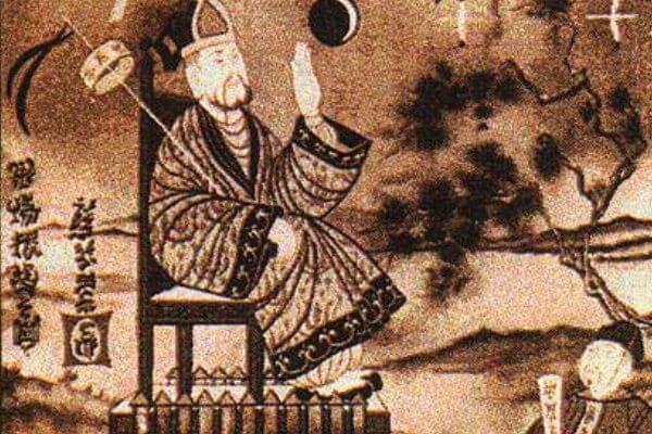 ¿Quien es el creador de la pólvora negra?