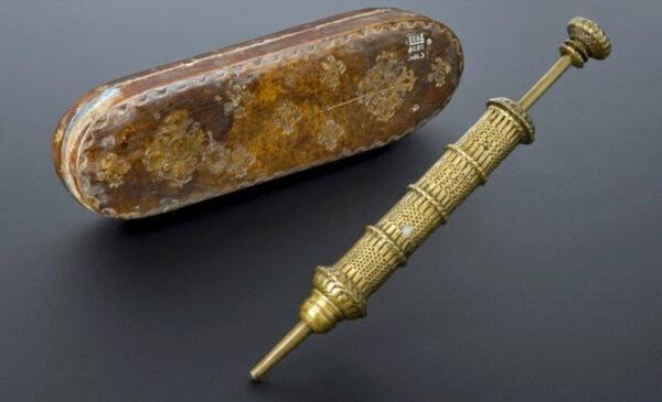 cuándo se inventaron las inyecicones