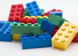 quién inventó el Lego