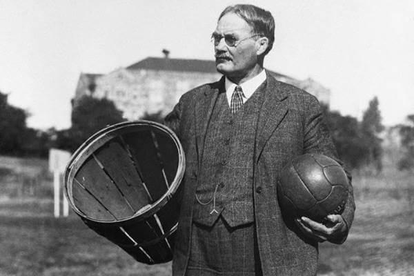 cuándo y dónde se inventó el baloncesto