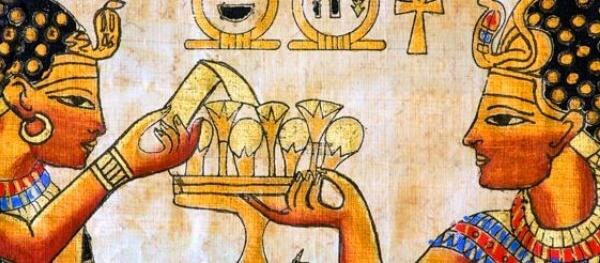 los inventores del cumpleaños son los egipcios