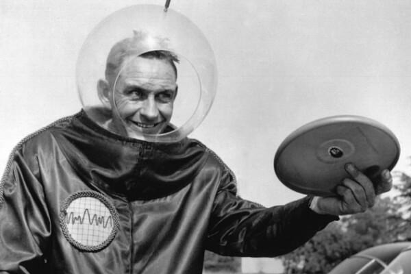 cuándo se inventó el frisbee
