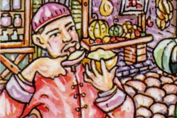 ¿Quién inventó el helado y en qué año?