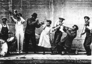 antecedentes históricas del jazz