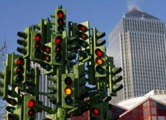 quién inventó el semáforo