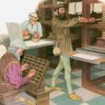 quién inventó la imprenta