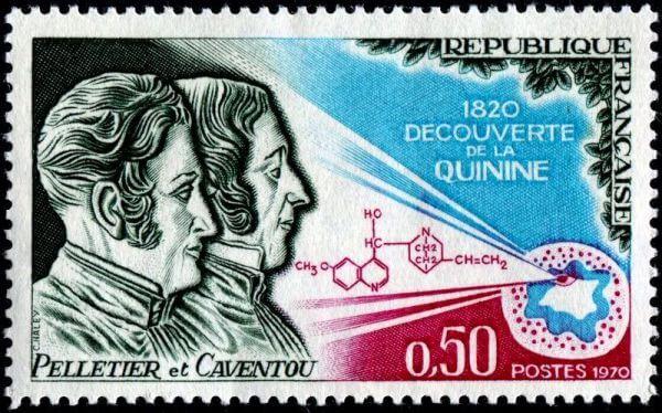 quién es el inventor de la quinina