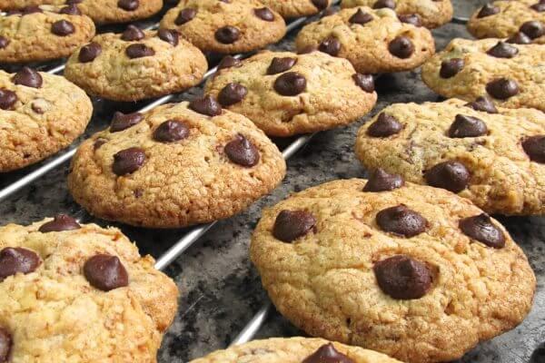quién creó las galletas