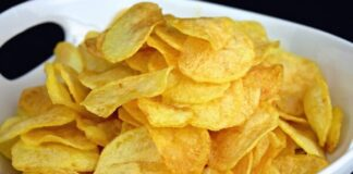 quién inventó las patatas fritas