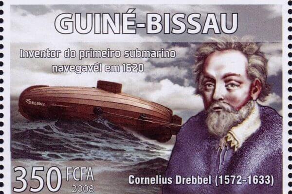 ¿Quién y cuándo se inventó el submarino?