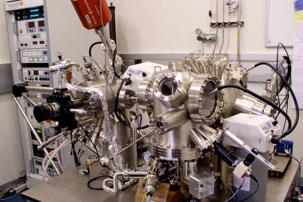 historia Microscopio de efecto túnel