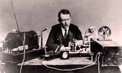 ¿Quién inventó la radio y su biografía?