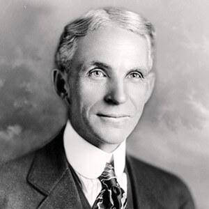 quién inventó la producción en cadena - Henry Ford, padre del trabajo en cadena