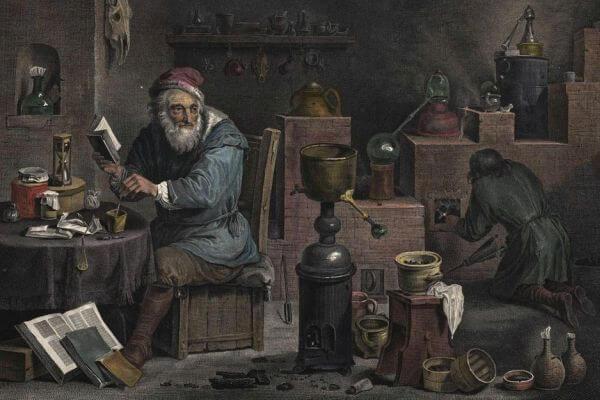 primero productos químicos de la historia