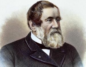 cuándo se inventó la segadora - Cyrus Hall McCormick, el padre de la segadora