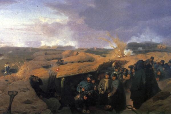 historia Dinamarca siglo XIX