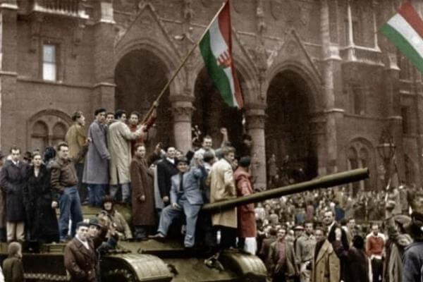 Historia contemporánea Hungría