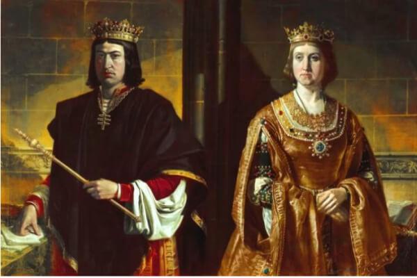 historia de los reyes católicos