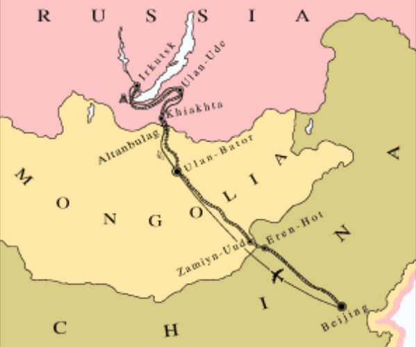 historia d ela ruta del té
