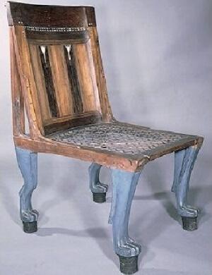 Primera silla de la historia