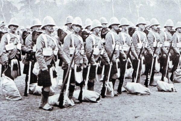 Historia colonización de la India por Gran Bretaña