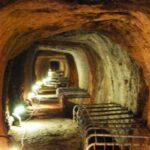 historia tunel Eupalino