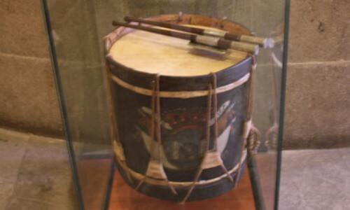 tambor primitivo