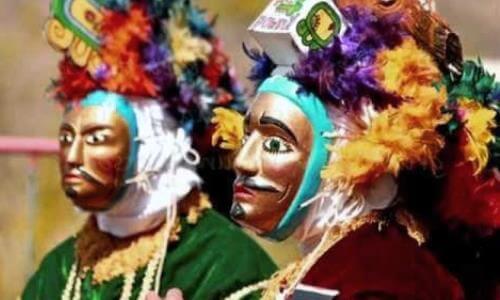 teatro maya rabinal-achi