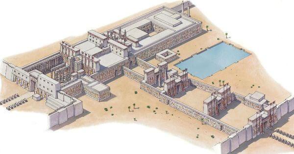 templo de karnak imagen