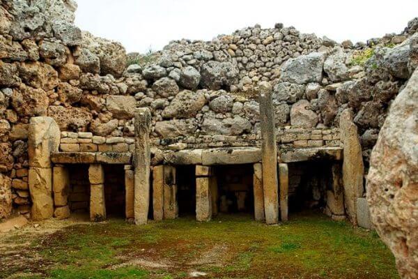 templos Ggantija datos