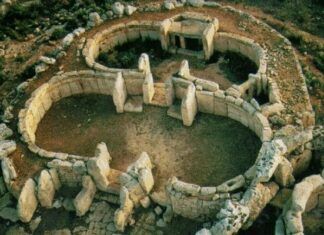 templos Ggantija descripción