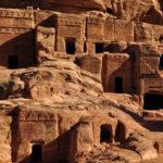 tumbas reales de Petra origen e historia