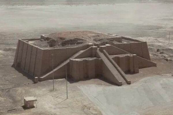 zigurat de Ur origen e historia